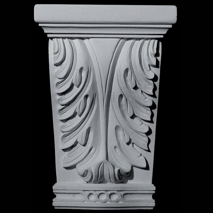 CAP-142 Series Acanthus Leaf Resin Capitol