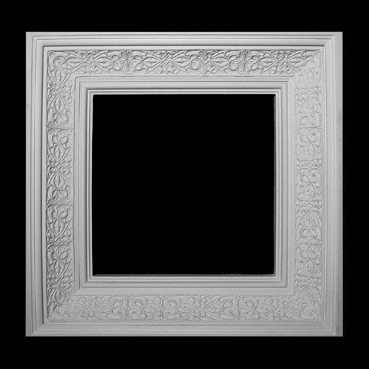 CEIL-130 Resin Coffered Royal Heart Charm Ceiling Tile