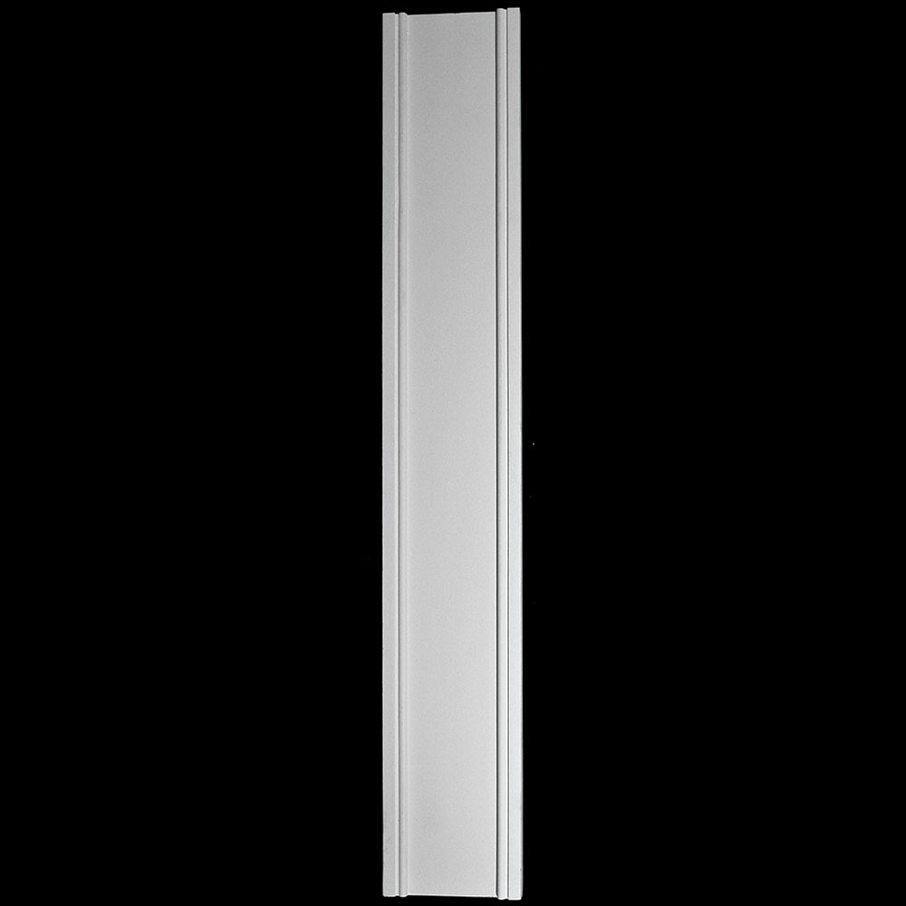 COLM-130 Series Flat Front Profile Resin Column