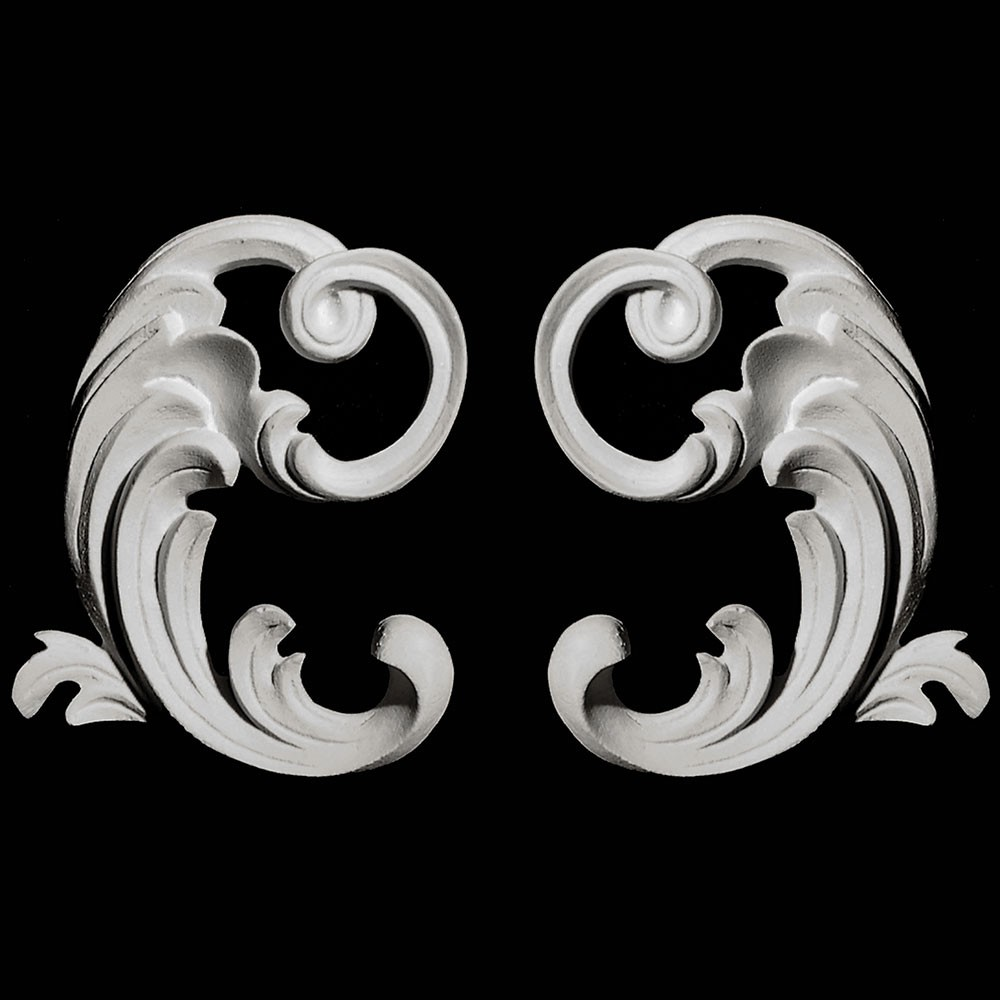 SCR-102 Series Leaf Resin Scroll Pair