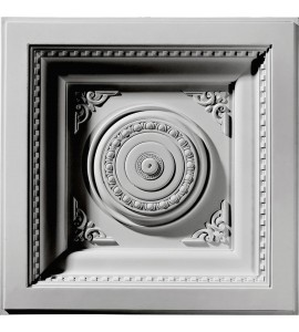 "EM-CT24X24RO - 24""W x 24""H x 2 7/8""P Royal Ceiling Tile"