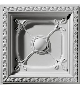 "EM-CT24X24CO - 24""W x 24""H x 2 7/8""P Colonial Ceiling Tile"