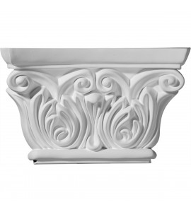"EM-CAP08X05X02CH - 8 5/8""W x 5 1/2""H Chesterfield Capital (Fits Pilasters up to 5 5/8""W x 3/4""D)"
