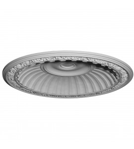 "EM-DOME32NE - 32 1/2""OD x 26""ID x 4 1/8""D Nexus Ceiling Recessed Mount Dome (26 1/4""Diameter x 4""D Rough Opening)"