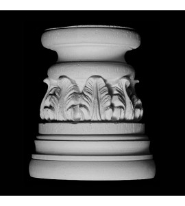 BASE-114 Series Acanthus Leaf and Profile Resin Base