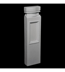 BASE-150 Series Profile Resin Columns Base