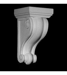 CB-107 Series Traditional Profile Resin Corbel