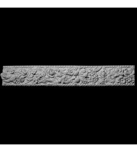 FRZ-106 Floral and Fruit Resin Frieze Moulding