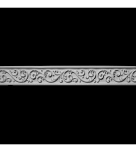 FRZ-180 Swag and Leaf Resin Frieze Moulding