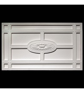 PANL-206 Series Oval Medallion Resin Panel
