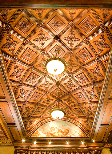 Barrel Ceilings Are One Of The Most Unusual And Dynamic Designs Ever  Created From Classic Architecture. Because Of Their Shape They Bring A  Whole New ...