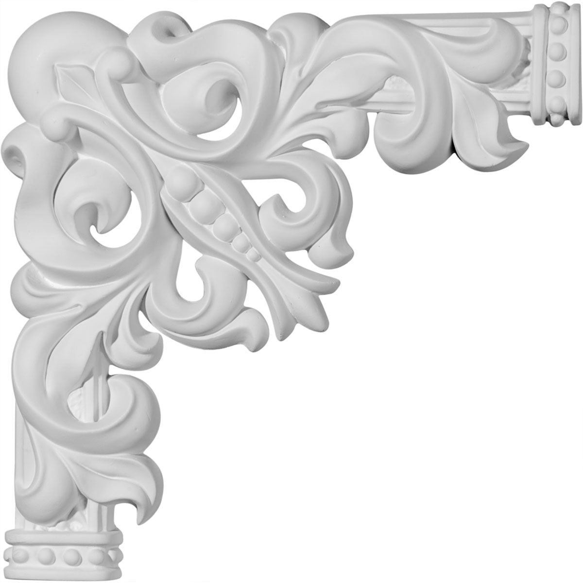 Decorative Corner Molding For Walls from www.pearlworksinc.com