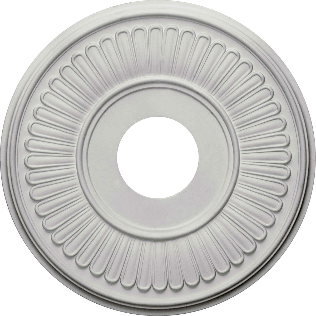 """EM-CM15BE - 15 3/4""""OD x 3 7/8""""ID x 3/4""""P Berkshire Ceiling Medallion (Fits Canopies up to 7"""")"""