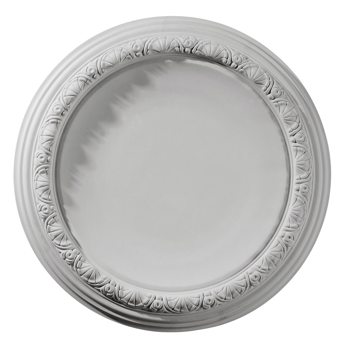 """EM-CM19CA - 19 1/2""""OD x 1 3/4""""P Carlsbad Ceiling Medallion (Fits Canopies up to 14 1/4"""")"""