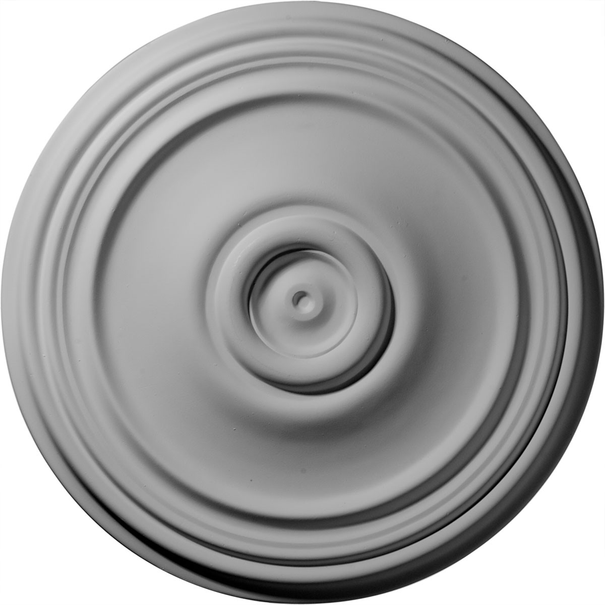 """EM-CM21RE - 21""""OD x 1 1/4""""P Reece Ceiling Medallion (Fits Canopies up to 6 3/4"""")"""