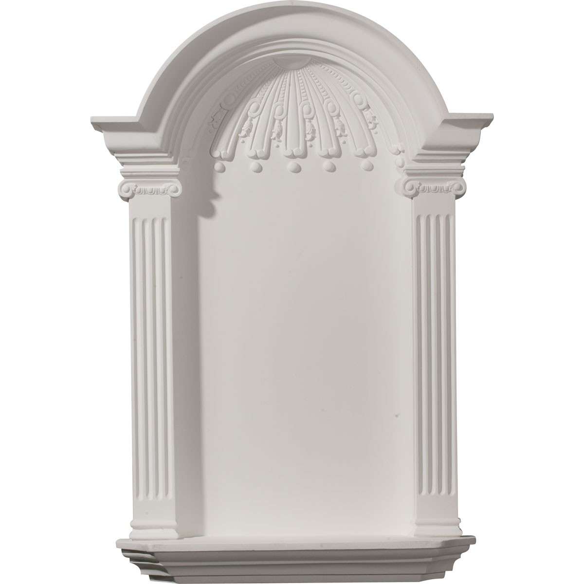 """EM-NCH21X33WA - 21 1/8""""W x 33 3/4""""H x 4 1/4""""D x 28 1/2""""IH Small Waltz Wall Niche, Surface Mount"""