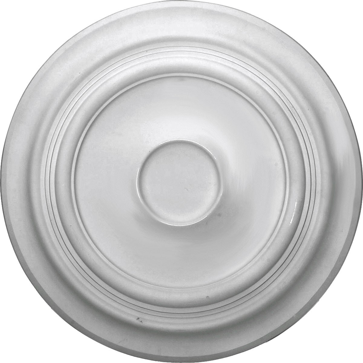 """EM-CM24TR - 24 3/8""""OD x 1 1/2""""P Traditional Ceiling Medallion (Fits Canopies up to 5 1/2"""")"""