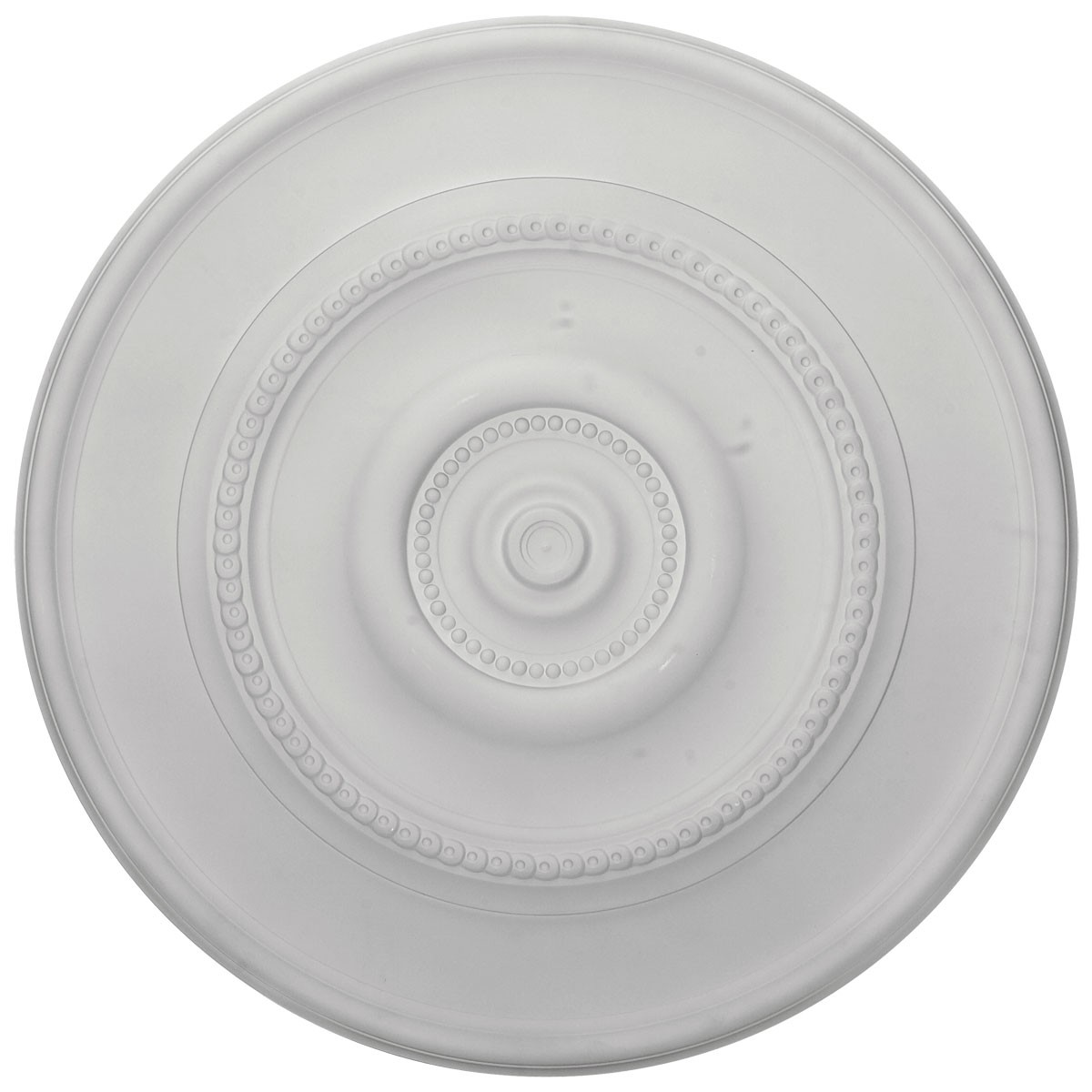 """EM-CM30DY - 30""""OD x 2 1/4""""P Dylar Ceiling Medallion (Fits Canopies up to 6 1/4"""")"""
