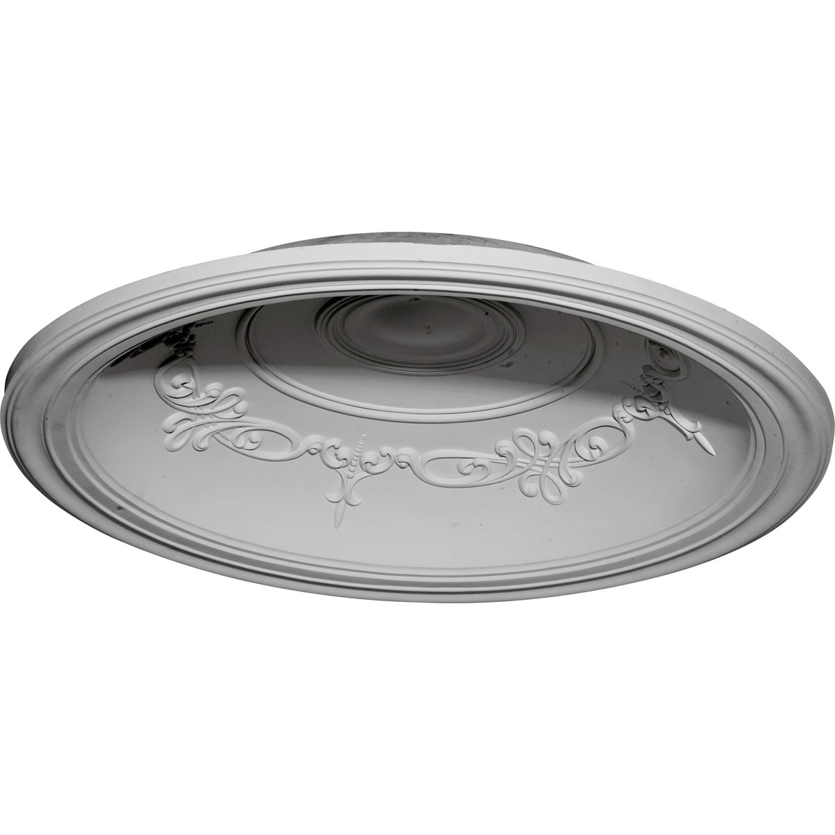 "EM-DOME35CH - 35""OD x 27 7/8""ID x 5 5/8""D Chesterfield Recessed Mount Ceiling Dome (29 1/2""Diameter x 6 5/8""D Rough Opening)"
