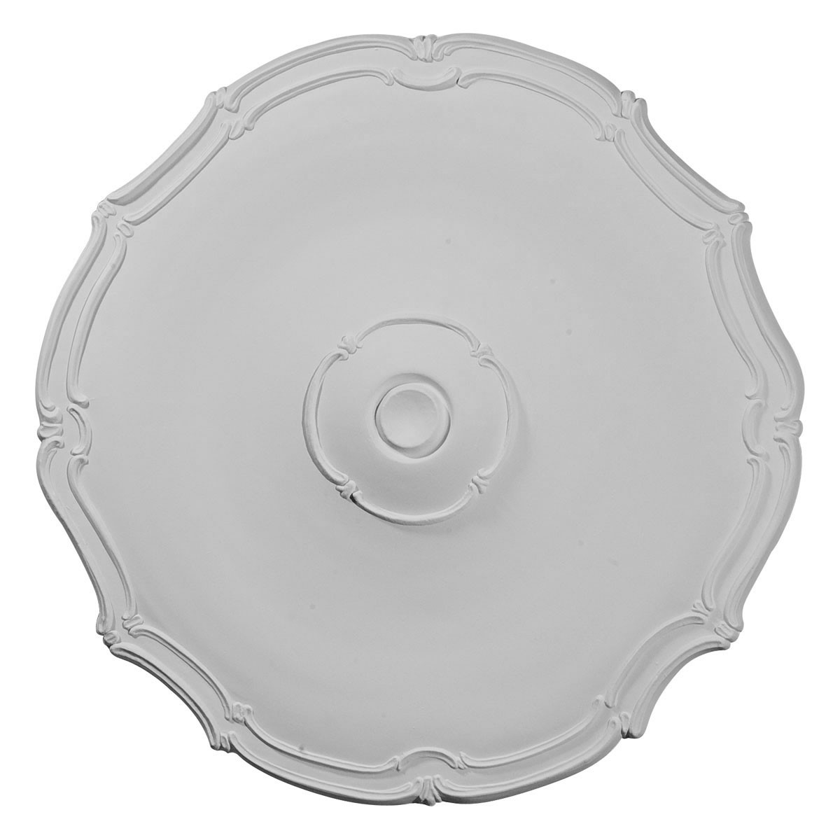 "EM-CM18PO - 18 7/8""OD x 1 1/2""P Pompeii Ceiling Medallion (Fits Canopies up to 2"")"