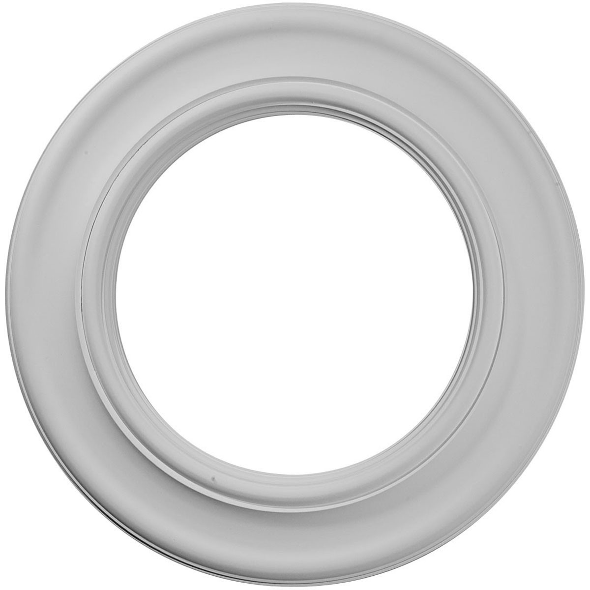 """EM-CM20HO - 20 7/8""""OD x 12 7/8""""ID x 1""""P Holmdel Ceiling Medallion (Fits Canopies up to 12 7/8"""")"""
