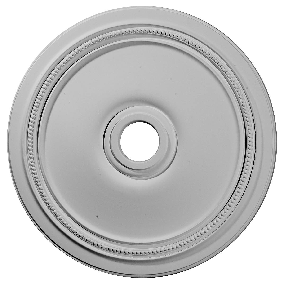 """EM-CM24DI - 24""""OD x 3 5/8""""ID x 1 1/4""""P Diane Ceiling Medallion (Fits Canopies up to 6 1/4"""")"""