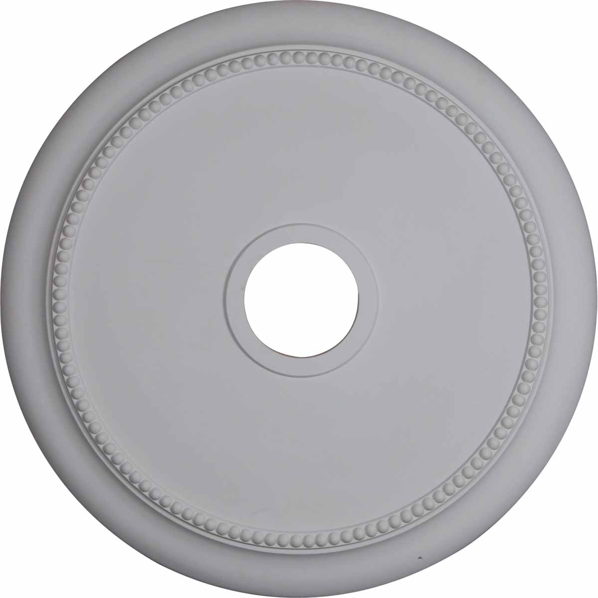 """EM-CM24CR - 24 1/8""""OD x 4 3/8""""ID x 2 1/4""""P Crendon Ceiling Medallion (Fits Canopies up to 4 3/8"""")"""