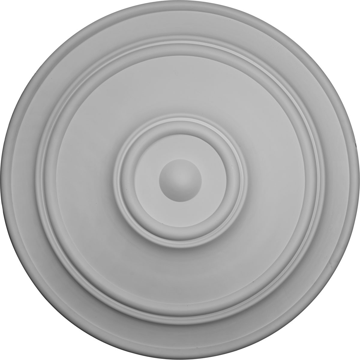 """EM-CM54TCL - 54""""OD x 4 7/8""""P Large Classic Ceiling Medallion (Fits Canopies up to 13 1/2"""")"""