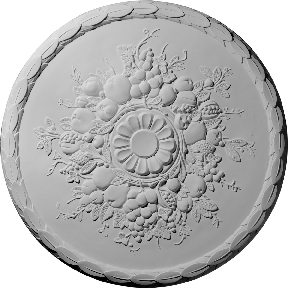 """EM-CM22AT - 22 1/2""""OD x 1 1/4""""P Anthony Harvest Ceiling Medallion (Fits Canopies up to 2 1/8"""")"""