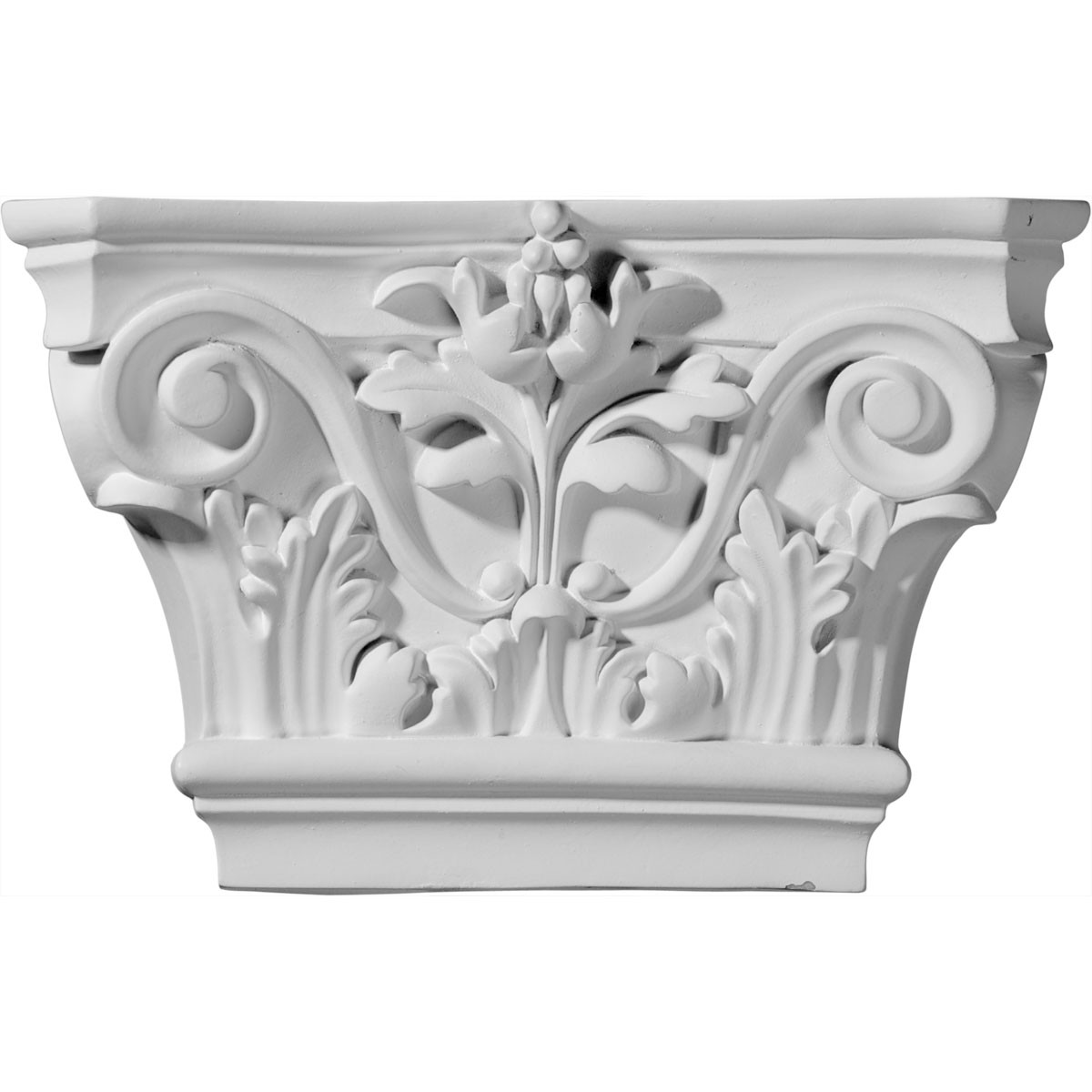 """EM-CAP08X02X05OD - 8 3/8""""W x 2 1/8""""D x 5 1/4""""H Odessa Capital (Fits Pilasters up to 5 1/8""""W x 1/2""""D)"""
