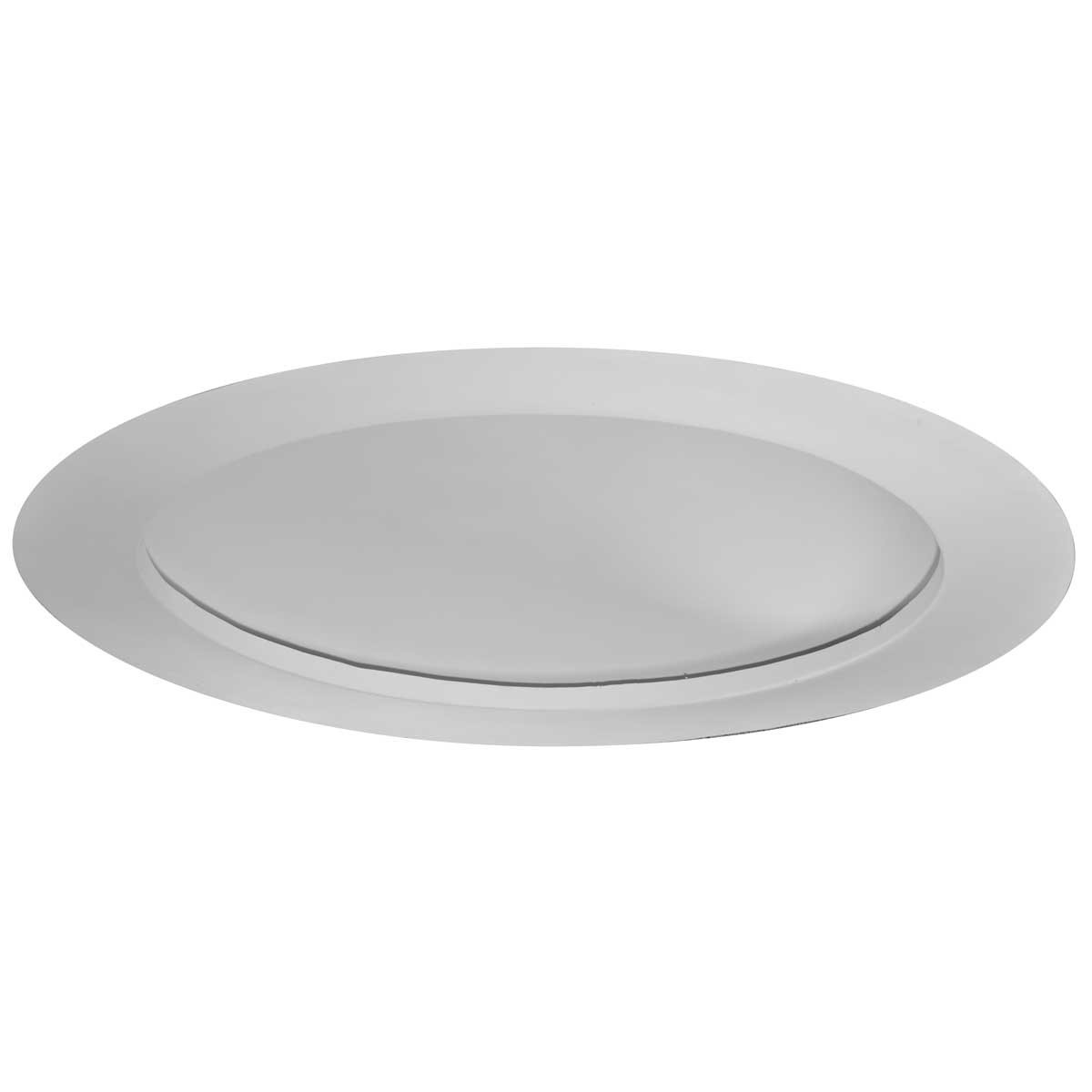"""EM-DOME50AR - 50 3/8""""OD x 48""""ID x 8 7/8""""D Artisan Ceiling Dome with Light Ring (46 1/2""""Diameter x 9""""D Rough Opening)"""