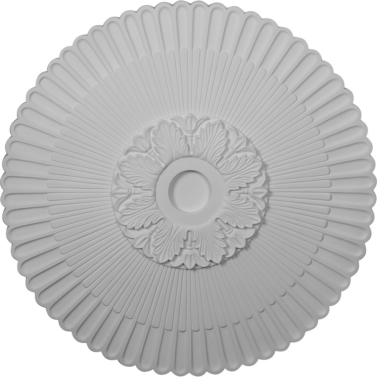 """EM-CM36ME - 36 1/4""""OD x 1 7/8""""P Melonie Ceiling Medallion (Fits Canopies up to 6 1/4"""")"""