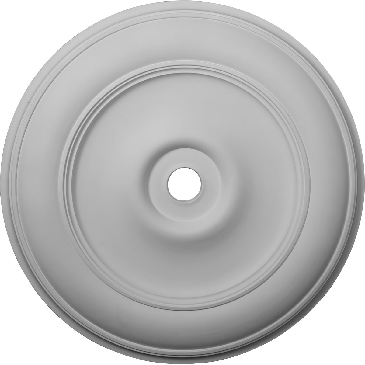 """EM-CM44CL - 44 1/2""""OD x 4""""ID x 4 """"P Classic Ceiling Medallion (Fits Canopies up to 8 1/4"""")"""