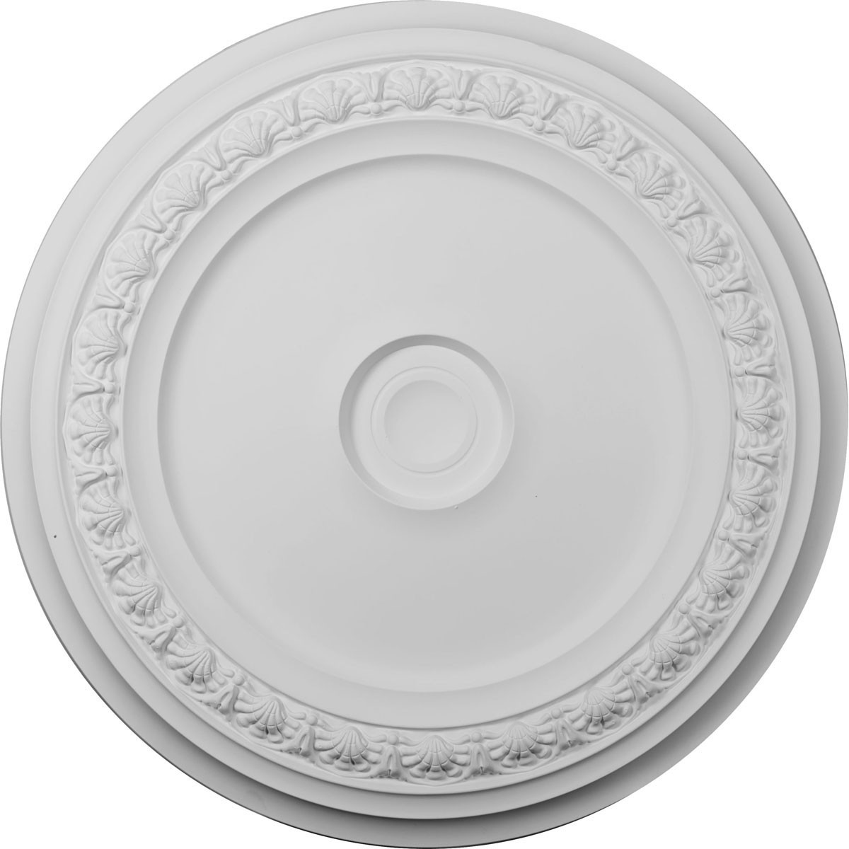 """EM-CM31CA - 31 1/8""""OD x 1 1/2""""P Carlsbad Ceiling Medallion (Fits Canopies up to 5 1/2"""")"""