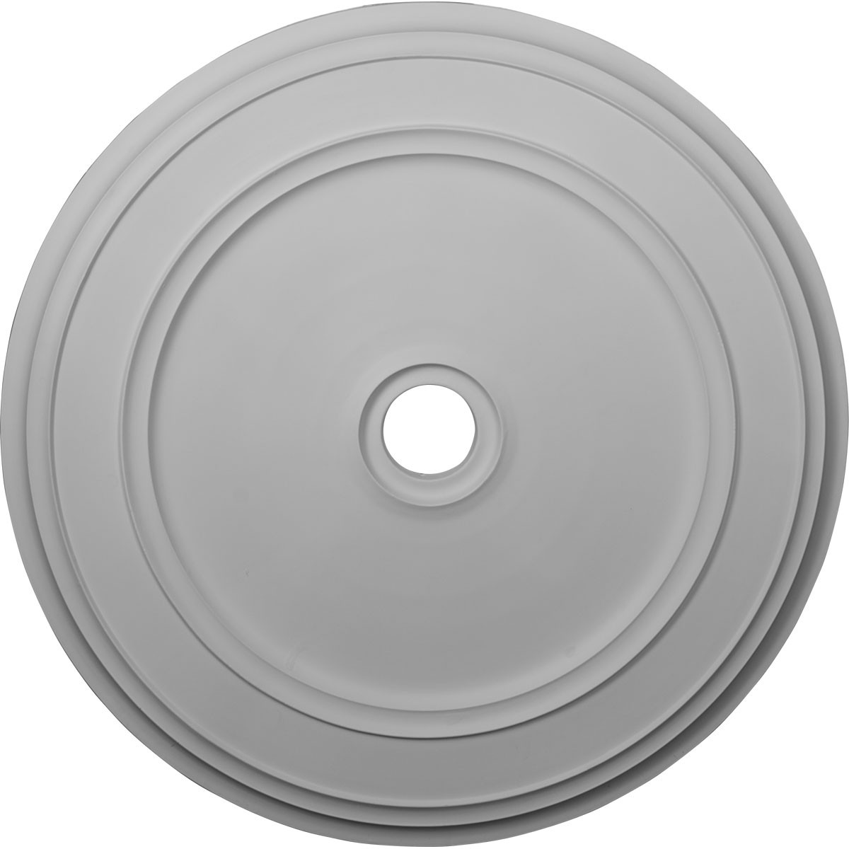 """EM-CM41CL - 41 1/8""""OD x 4""""ID x 2 1/8""""P Classic Ceiling Medallion (Fits Canopies up to 5 1/2"""")"""