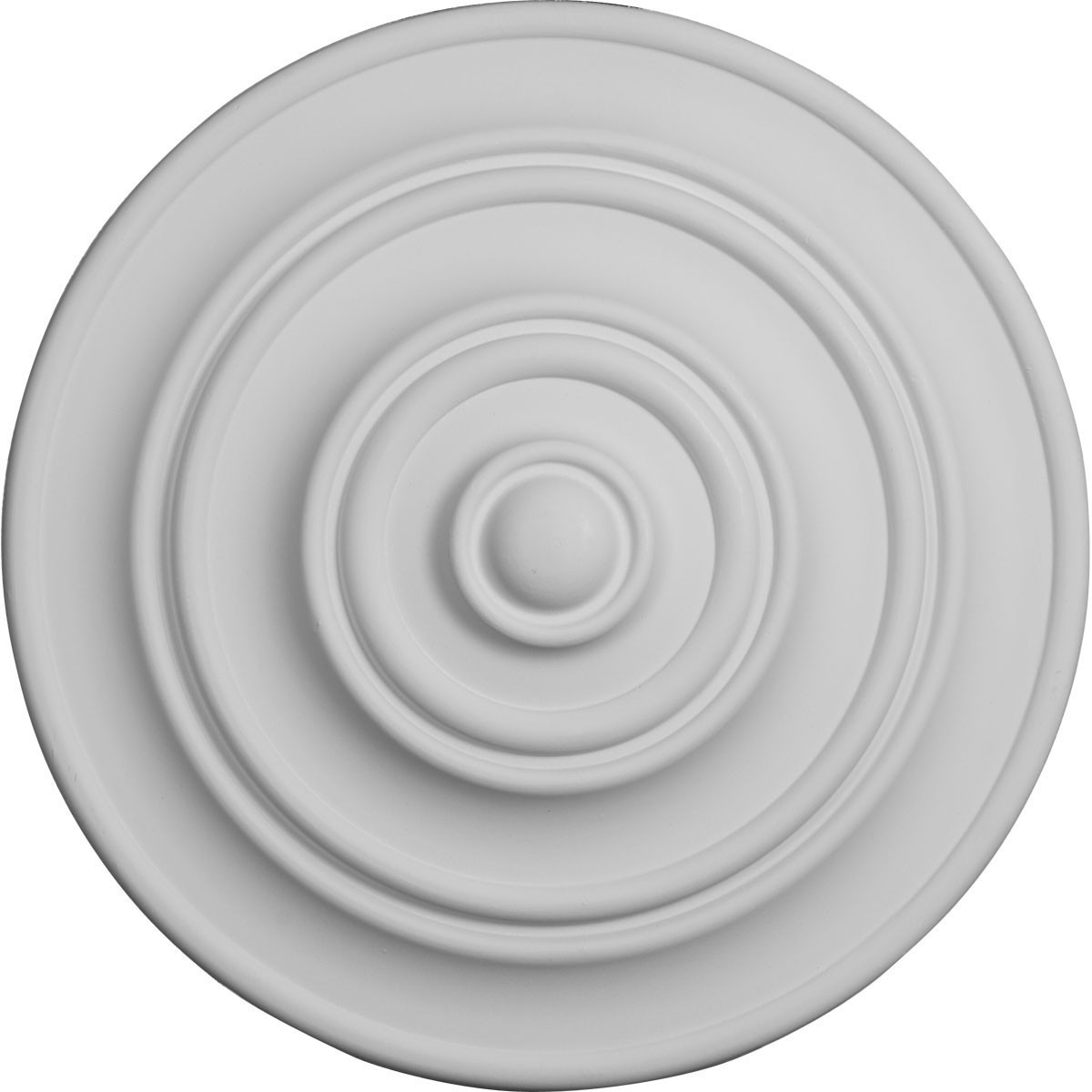 "EM-CM13CL - 13 1/4""OD x 1/2""P Classic Ceiling Medallion (Fits Canopies up to 4 1/8"")"