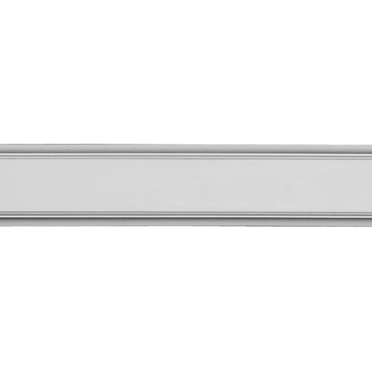"""EM-CC05IBM02X04X96TR - 4 1/2""""W x 2""""P x 96""""L Inner Beam for 5"""" Traditional Coffered Ceiling System"""