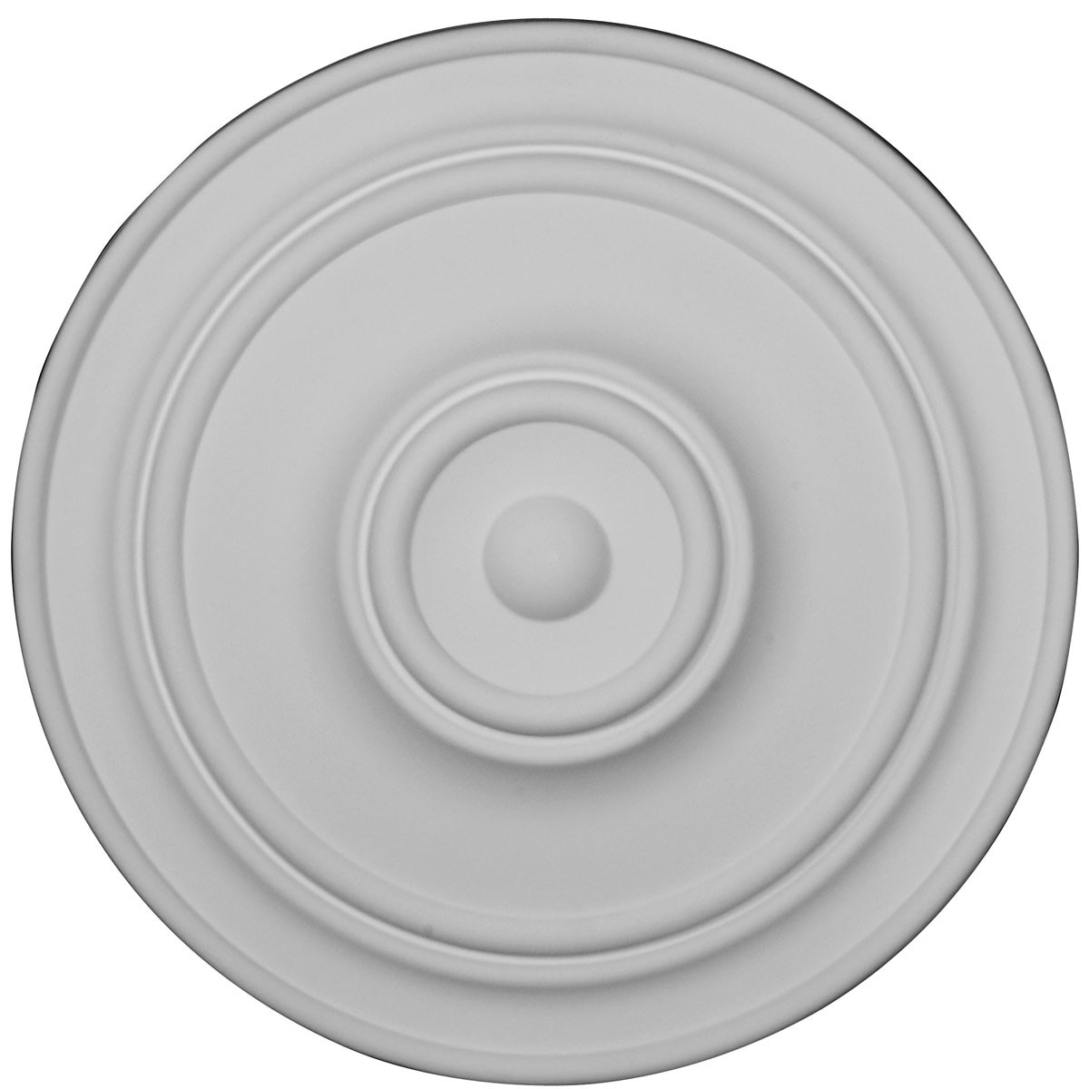 """EM-CM22CL - 21 7/8""""OD x 2 3/8""""P Classic Ceiling Medallion (For Canopies up to 5 1/2"""")"""