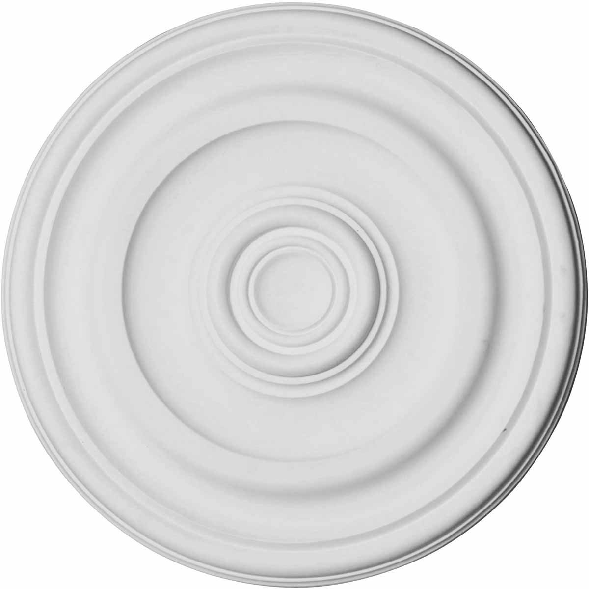 """EM-CM12KP - 11 7/8""""OD x 1 1/4""""P Kepler Traditional Ceiling Medallion (For Canopies up to 2 5/8"""")"""