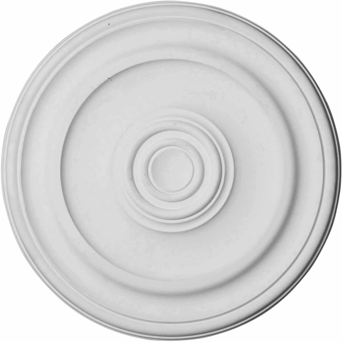 "EM-CM20KP - 19 3/4""OD x 1 1/2""P Kepler Traditional Ceiling Medallion (For Canopies up to 4 1/2"")"