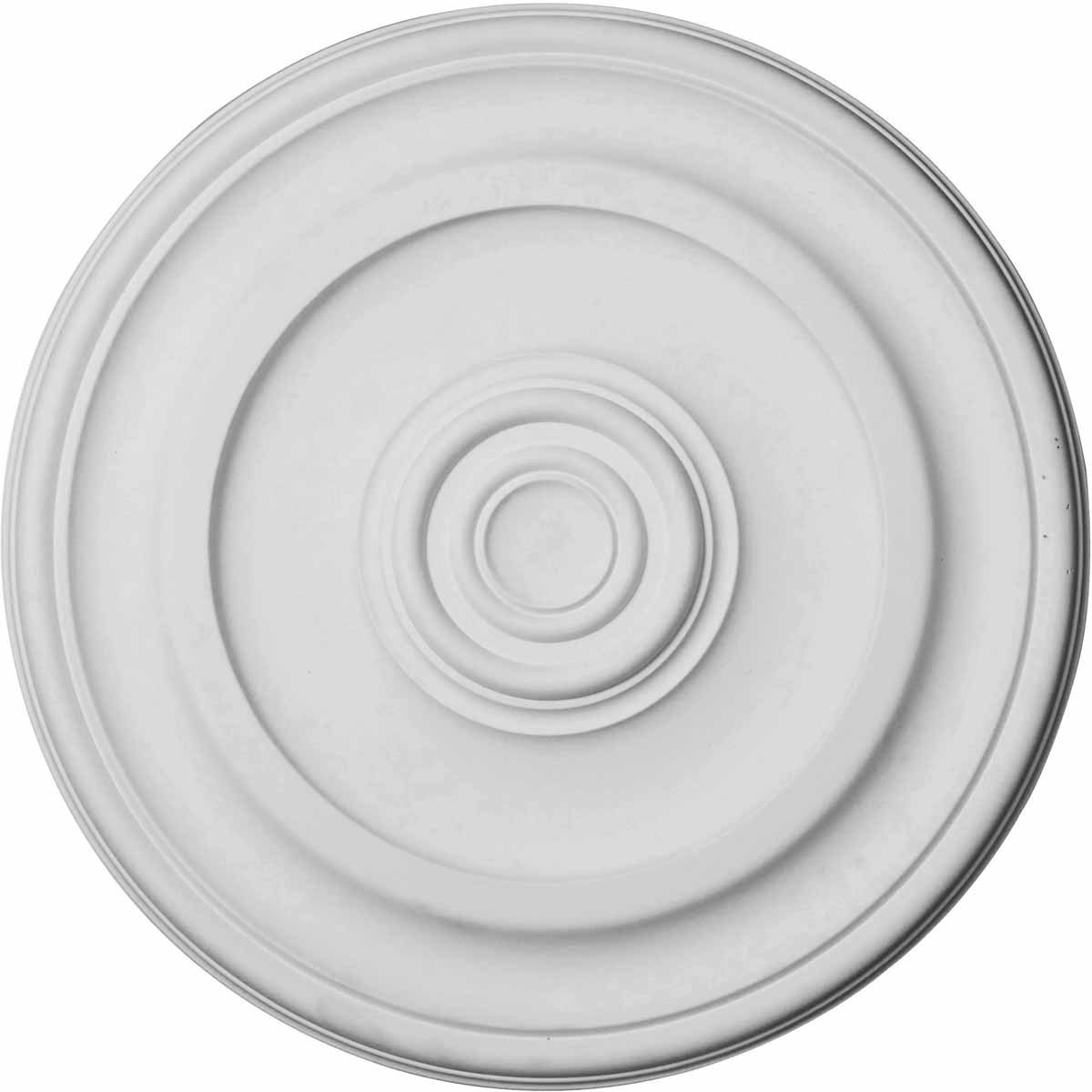 """EM-CM24KP - 23 5/8""""OD x 1 3/4""""P Kepler Traditional Ceiling Medallion (For Canopies up to 5 1/4"""")"""