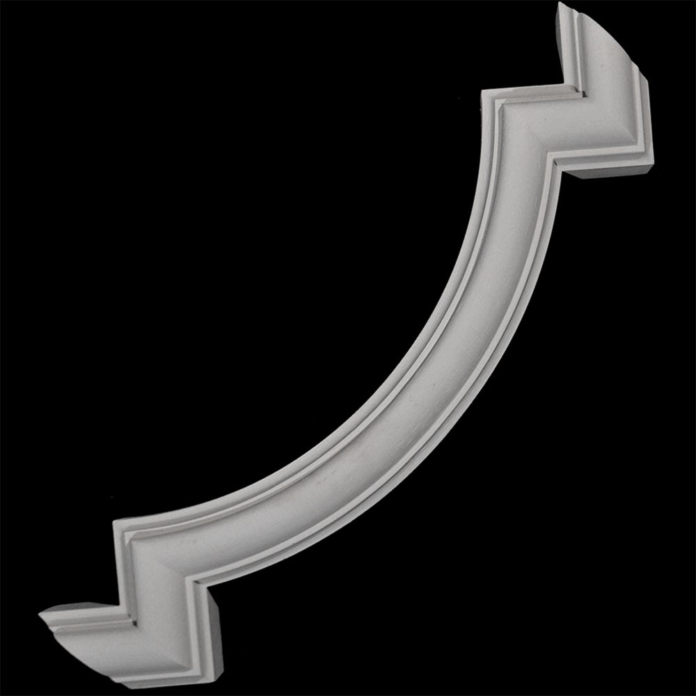 CE-M180-OG Series Smooth Profile Radius Resin Corner Element