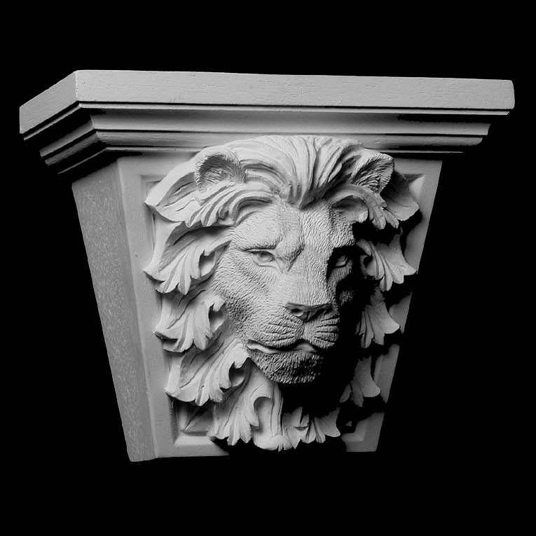 KS3-2, KS4-2, KS5-2 Lion Face Resin Keystone