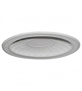 "EM-DOME44X35DE - 45""W x 35 1/2""H x 3 3/4""D Devon Recessed Mount Ceiling Dome (39""W x 31""H x 3""D Rough Opening)"