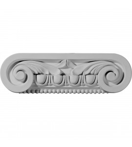 "EM-CAP10X03X02SO - 10 1/4""W x 3""H x 2 1/2""D Southampton Capital (Fits Pilasters up to 6 3/4""W x 1 3/8""D)"