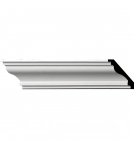 "EM-MLD02X02X01AR - 2 3/4""H x 2 1/2""P x 3 3/4""F x 94 1/2""L Artis Smooth Crown Moulding"