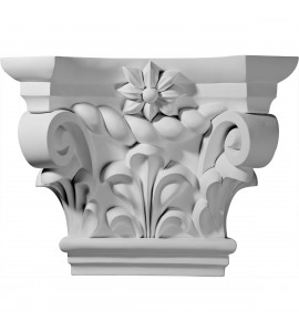 "EM-CAP19X06X14KD - 19 1/4""W x 6 1/4""D x 14 3/8""H Kendall Capital (Fits Pilasters up to 10 1/8""W x 1 1/4""D)"