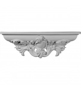 "EM-SH20X06X04HI - 20""W x 4""D x 6 3/4""H, Hillsborough Decorative Shelf"