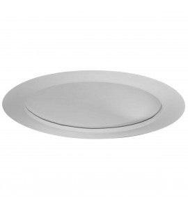 "EM-DOME87AR - 87""OD x 84 1/4""ID x 24""D Artisan Ceiling Dome with Light Ring (85"" Diameter x 25 1/2""D Rough Opening)"