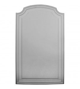"EM-PNL22X36LE-1 - 21 5/8""W x 35 5/8""H x 5/8""P Legacy Arch Top Wall/Door Panel"
